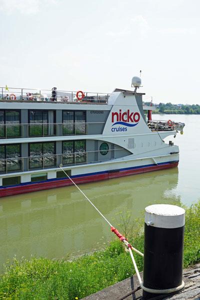 Eine Vision auf der Donau?