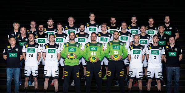 Das Team von Bundestrainer Christian Prokop empfängt Polen am 13. April 2019 zum Schlüsselspiel in der Europameisterschafts-Qualifikation zur
