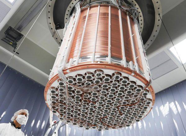 Überraschendes Signal im Dunkle-Materie-Detektor XENON1T