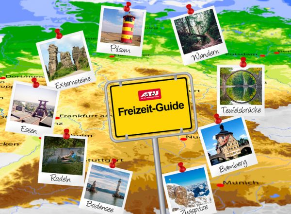 """Neuer digitaler Reiseführer: """"A.T.U Freizeit-Guide"""" geht online"""