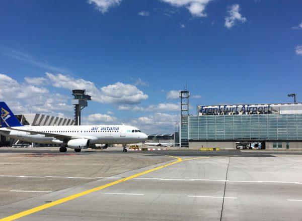Air Astana nimmt Flüge von Frankfurt nach Atyrau auf
