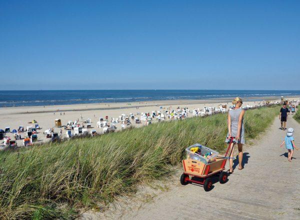 Neues und ökologisches Konzept für Spiekeroogs Strandgastronomie
