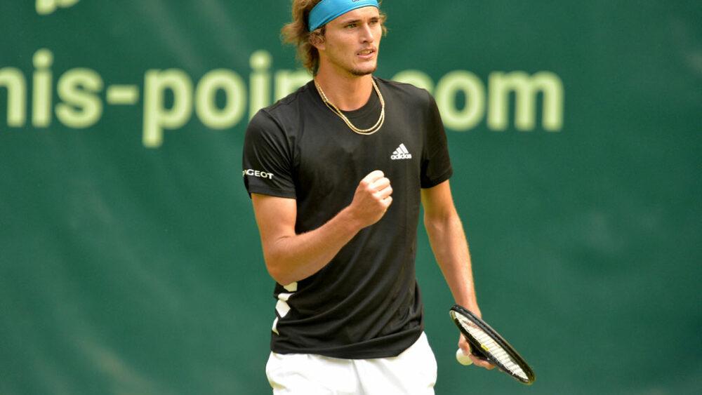 Tennisstar Alexander Zverev